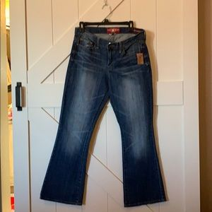 Brand new Lucky Brand Sofia Bootcut jeans!